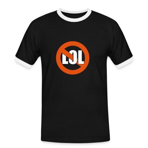 LOL - Men's Ringer Shirt