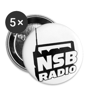 NSB Badges  - Buttons small 25 mm