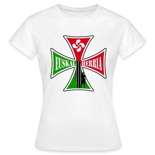 Euskal Herria surfing - Women's T-Shirt