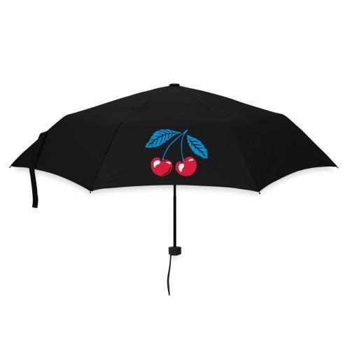 parapluie rouge cerise - Parapluie standard