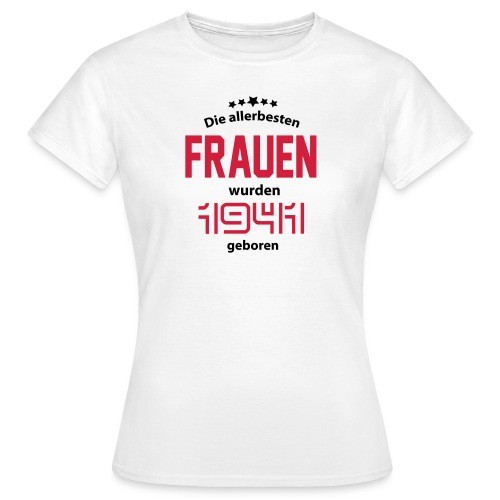 geburtstag - Frauen T-Shirt