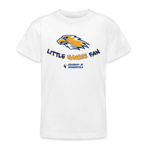 Kids Little Hawks Fan Classic Tee - Teenage T-Shirt