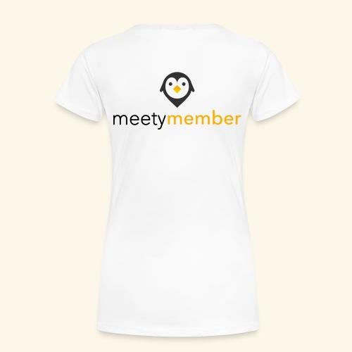 t shirt femme - T-shirt Premium Femme