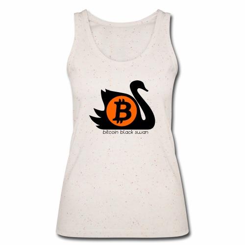 Bitcoin Black Swan. - Women's Organic Tank Top by Stanley & Stella