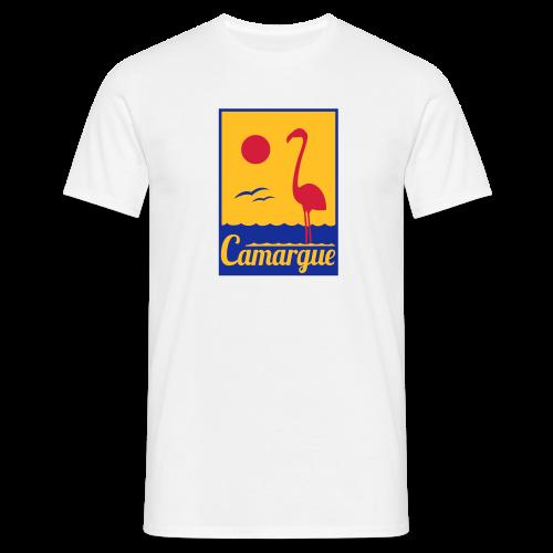 Camargue / Holiday T-shirt - Männer T-Shirt