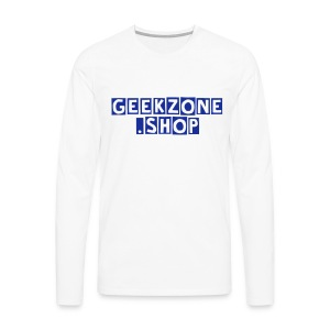 GeekZone - Hommes - T-shirt manches longues Premium Homme