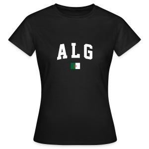 ALG - ALGERIA - T-shirt Femme
