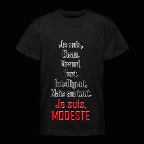 Tshirt enfant ados HOMME - T-shirt Ado
