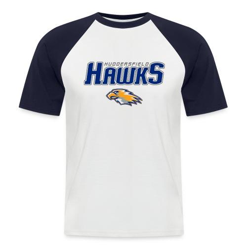 Hawks Baseball Tee - Men's Baseball T-Shirt