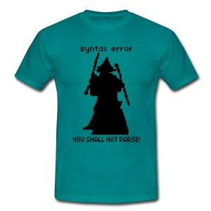 You Shall Not Parse - Homme - T-shirt Homme