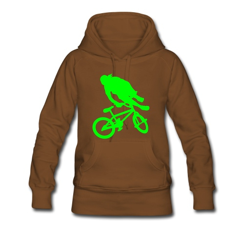 POLO STREET TO RIDE - Sweat-shirt à capuche Premium pour femmes