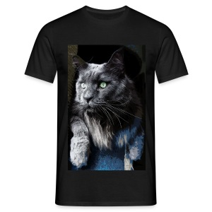 The Boss Maine Coon T-Shirt - Männer T-Shirt