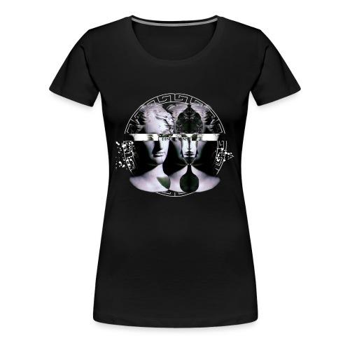 KEINE KUNST (farbig) T-Shirt Frauen - Frauen Premium T-Shirt
