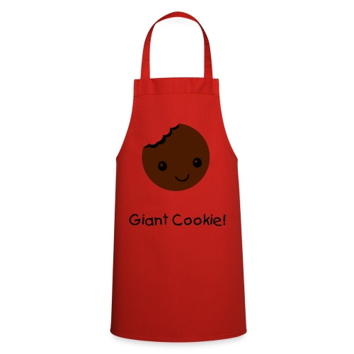 Giant Cookie apron - Cooking Apron