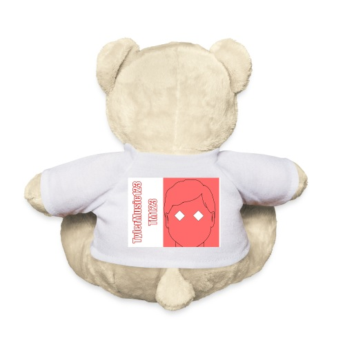 TM123 Logo - Teddy Bear