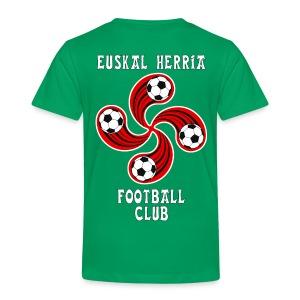 Basque football club - Kids' Premium T-Shirt