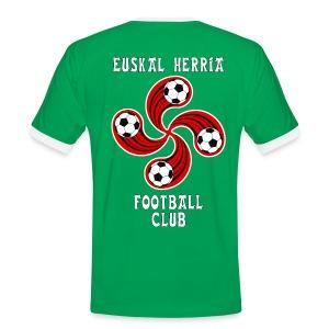 Basque football club - Men's Ringer Shirt