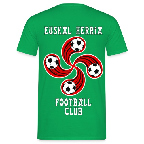Basque football club - Men's T-Shirt