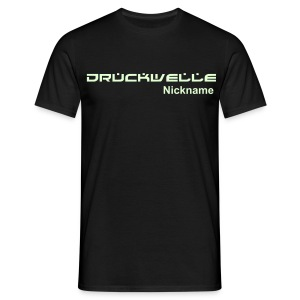 dw.Glow-In-The-Dark-Shirt - Männer T-Shirt
