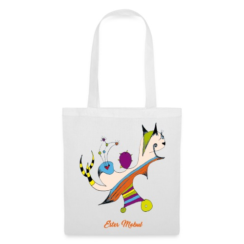 Sac en tissu - Ester Mobul - Tote Bag