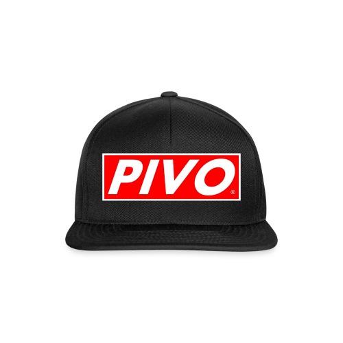 Pivo Snapper - Snapback Cap