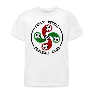 Basque football club - Kids' T-Shirt