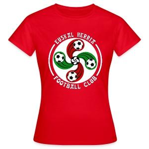 Basque football club - Women's T-Shirt