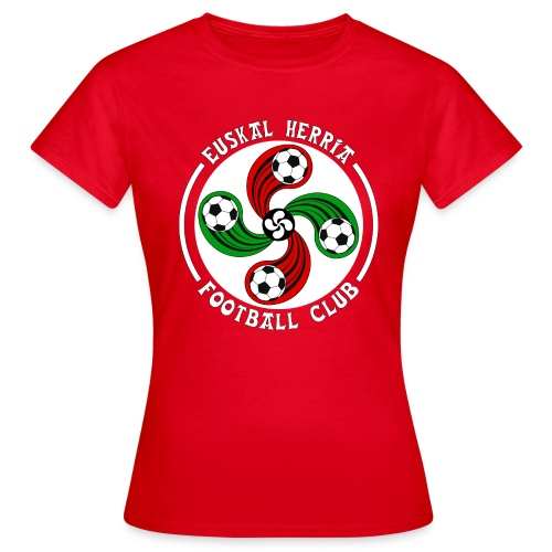 Basque football club - Women's T-Shirt