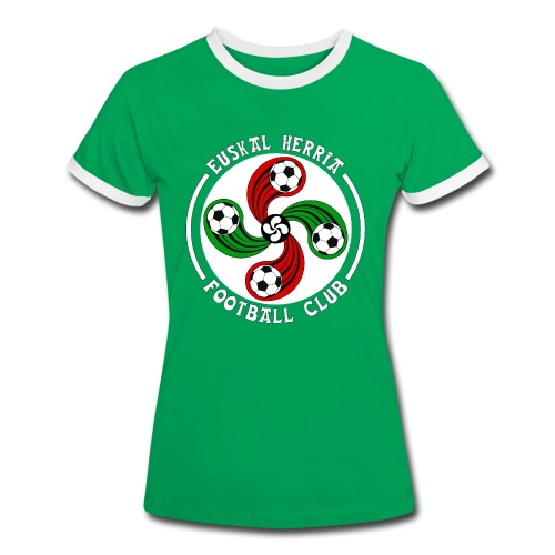 Basque football club - Women's Ringer T-Shirt