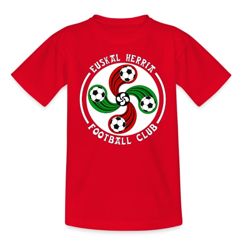 Basque football club - Kids' T-Shirt