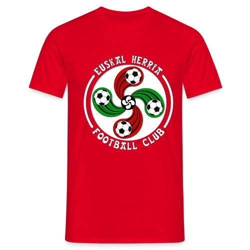 Basque football club - Men's T-Shirt