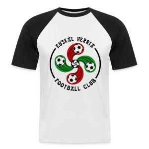 Basque football club - Men's Baseball T-Shirt
