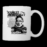 Tazas y accesorios ~ Taza ~ Taza Hemingway