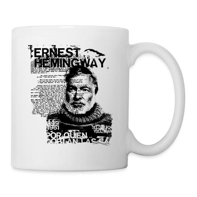 Taza Hemingway