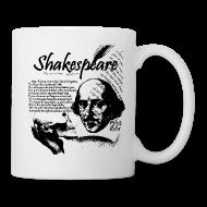 Tazas y accesorios ~ Taza ~ Taza William Shakespeare