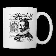 Tazas y accesorios ~ Taza ~ Taza Miguel de Cervantes