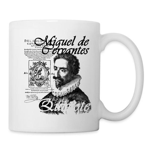 Taza Miguel de Cervantes