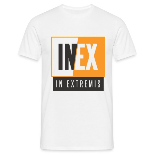 T SHIRT IN EXTREMIS logo officiel - T-shirt Homme