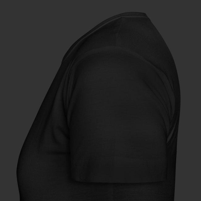 T-Shirt podWiki Femme noir