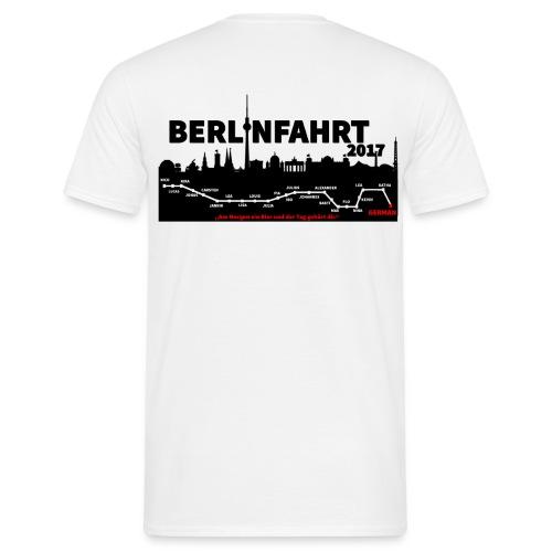 German Edition - Männer T-Shirt