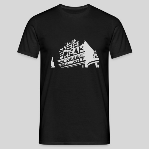 The Speed Freak 25 Anniversary SL T-Shirt - Men's T-Shirt