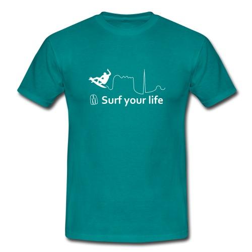 Maglia Sport - Surf Your Life - Maglietta da uomo