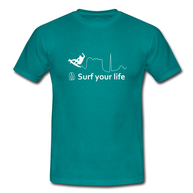 Maglia Sport - Surf Your Life
