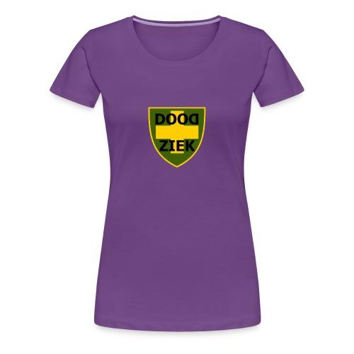 TDZ fan shirt vrouw - Vrouwen Premium T-shirt