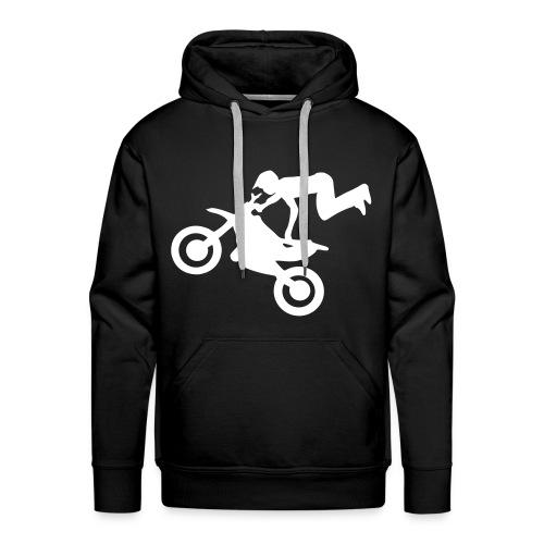 Motostar - Premium hettegenser for menn