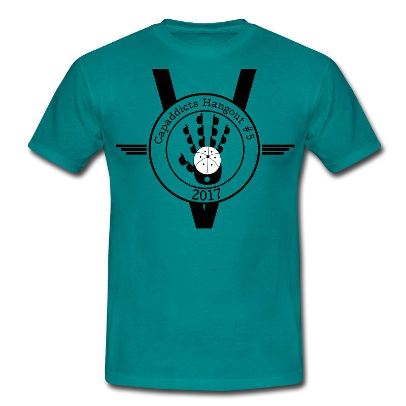 capaddicts treffen 5 - Männer T-Shirt