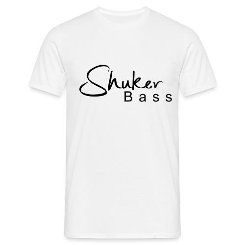 shuker bass T shirt - Men's T-Shirt