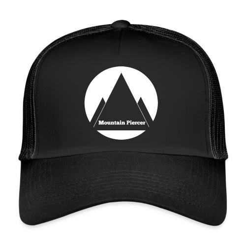 MOUNTAIN PIERCER - Trucker Cup - Trucker Cap