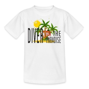 MD 2017 Lovelace Diver into the Paradise - Teenager T-Shirt