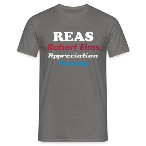 Robert Elms Appreciation Society  - Men's T-Shirt